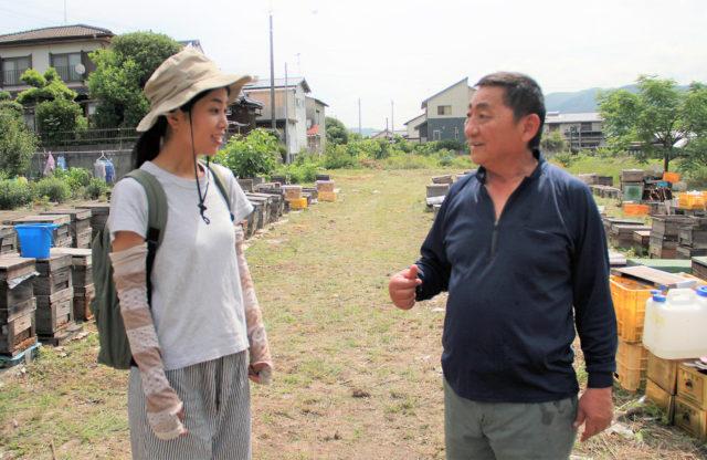 越智さんとリクル櫻井さん